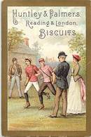 - Chromos-ref-chA244- Huntley & Palmers - Reading Et Londres - London - Royaume Uni - Uk - Course - Sports - - Confiserie & Biscuits
