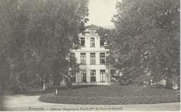 EVERGEM : Chateau Wippelgem-Bosch (Bon De Neve De Roden) - Cachet De La Poste 1907 - Evergem