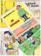 Illustrateur Alexandre  Humour Pin Up  Lot De 25 Cartes Differentes  Hu18 - Alexandre