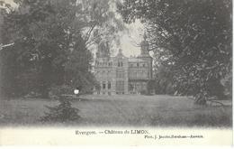EVERGEM : Chateau De Limon - Cachet De La Poste 1906 - Evergem