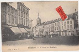 Tienen, Thienen, Tirlemont, Kiekenmarkt, Collectors!!! - Tienen