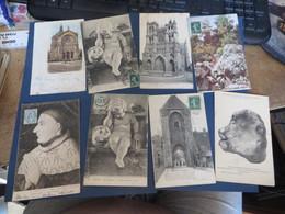 Petit Lot De Cartes Postales Anciennes ,toutes Scannées - Cartes Postales