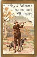 - Chromos-ref-chA240- Huntley & Palmers - Reading Et Londres - London - Royaume Uni - Uk - Chasse A Tir - Sports - - Confiserie & Biscuits