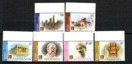 Bequia 2004 Ancient Greece MNH -(a-21) - History