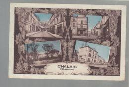 CP (16) Chalais - Multi-vues - France