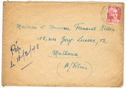 Poste Aux Armée  1948 - Stamps