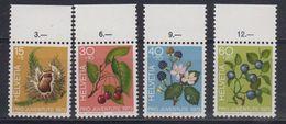 Switzerland 1973 Pro Juventute 4v (+margin) ** Mnh (43195A) - Pro Juventute