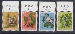 Switzerland 1973 Pro Juventute 4v (+margin) ** Mnh (43195B) - Pro Juventute