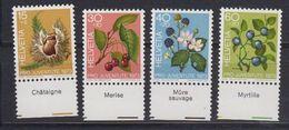 Switzerland 1973 Pro Juventute 4v (+margin) ** Mnh (43195C) - Pro Juventute