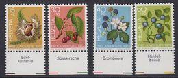 Switzerland 1973 Pro Juventute 4v (+margin) ** Mnh (43195D) - Pro Juventute
