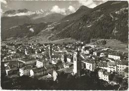 W3488 Poschiavo - Panorama Dell Città / Viaggiata 1957 - GR Grisons