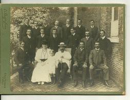 PHOTO 18X13 A. BREGER FRERES / FAMILLE BOURGEOISE - Anciennes (Av. 1900)