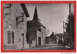 B21- MAZEROLLES  (BASSES PYRÉNÉES)  LA POSTE - (CORRESPONDANCE AU DOS DU 25/6/1958 - 2 SCANS) - France