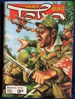 TORA - Les Tigres Volants - Mensuel - N ° 93 - Éditions Impéria - ( 1979 ) . - Bücher, Zeitschriften, Comics