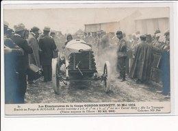 AUTOMOBILE - Coupe Gordon-bennett - Tres Bon Etat - Cartes Postales