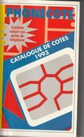 Catalogue  Phonecote  1993 - Literatur & Software