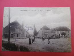 OUNANS  ( JURA )  Centre Du Pays - La Poste - Autres Communes