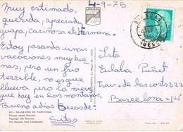 33154. Postal BIESCAS (Huesca) 1975. Vista Balneario De Panticosa - 1931-Hoy: 2ª República - ... Juan Carlos I