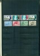 TRISTAN DA CUNHA 50 DEPENDANCE S.HELENA-VIOLIERS 8 VAL NEUFS A PARTIR DE 0.75 EUROS - Tristan Da Cunha