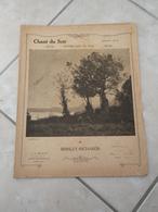 Chant Du Soir -(Musique Brinley Richards) - Partition (Piano) - Instruments à Clavier