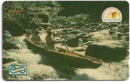 Malaysia (Uniphonekad) - Pagsanjan Falls, 32MSAA, 1992, 200.000ex, Used - Malaysia