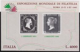 Italia   .  Yvert    .    Bloc  3     .     **  .     MNH  .   /  .   Neuf SANS  Charniere ** - 6. 1946-.. República