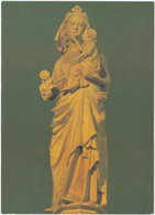 11. Gf. CARCASSONNE. Basilique Des Saints Nazaire Et Celse. Vierge à L'Enfant (2) - Carcassonne