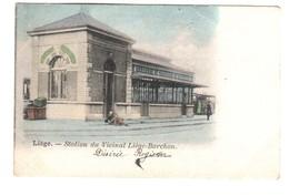 LIEGE Station Du Vicinal  Liege Barchon - Liege