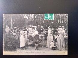 CPA.(62)  PARIS PLAGE. Le Guignol.  Casino De La Forêt. .(G Bis 306) - Le Touquet