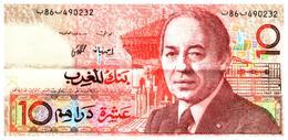 Billets > AL-Maghrib > 10 Dirhams - Billetes