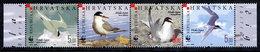 CROATIA 2006 Nature Protections: Terns MNH / **.  Michel 774-77 - Croatie
