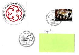 ITALIA - 2009 TORINO 1° Congr. Dottori Commercialisti Ed Esperti Contabili - Professioni
