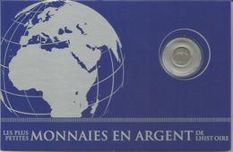 Svezia, 1936 Corto G, 10 Ore Ag. Collection Les Plus Petites Monnaies En Argent De L'histoire. - Svezia