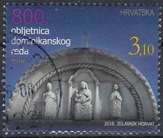 CROATIA 1052,used,Christmas 2016 - Croatie