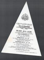 Condom (32 Gers) (franc-maçonnerie) Fête Du Bicentenaire 5784-5984 (PPP10930) - Programs