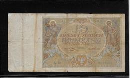 Pologne - 10 Zlotych - Pick N°69 - 1929 - TB - Pologne