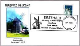 MOLINO - WINDMILL WEEKEND. Eastham PA 2013 - Molinos