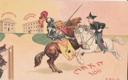 Cartolina - Postcard /  Non  Viaggiata - Unsent /  Collegio Militare Di Napoli - Mak P. 100 Corso 1926 - Reggimenti
