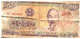 Billets > Viêt-Nam > 1000 Dong - Vietnam