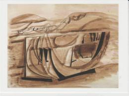 Postcard - Art - Wilhelmina Barns - Graham - Clay Working Chiusure 1954, Card No.mu2553 New - Postcards