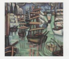 Postcard - Art - Andre Lhote - Port De Bordeaux, Card No..mu2388 , Card No..mu1812 New - Postcards