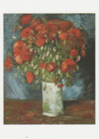 Postcard - Art - Vincent Van Gogh - Poppies 1886-7 , Card No..mu2261 New - Postcards