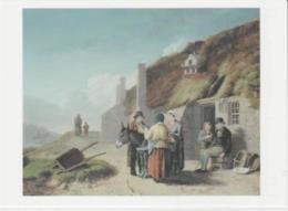 Postcard - Art - Walter Geikie - The Fish Merchants - Card No..mu2657 New - Postcards