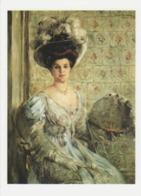 Postcard - Art - Lovis Corinth - Portrait Of Eleonore Von Wilke Card No..mu2498 New - Postcards