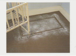 Postcard - Art - Mona Hatoum - First Step - Card No..mu2328  New - Postcards