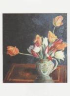 Postcard - Art - Dora Carrington - Tulips In A Staffordshire Jug C1921  , Card No..mu2489 New - Postcards