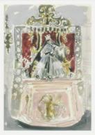 Postcard - Art - Anne Redpath - Altar In San Nicolo Dei Mendicoli 2 Card No..mu2735 , Card No..mu1812 New - Postcards