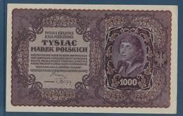 Pologne - 1000 Marek - Pick N°29 - 1919 - SPL - Pologne