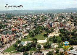 Colombia Barranquilla Aerial View New Postcard Kolumbien AK - Colombia