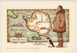REPUBBLICA  DEI  RAGAZZI  CIVITAVECCHIA   NAVIGATORI.   ADMIRAL  RICHARD  BYRD           (NUOVA) - Civitavecchia